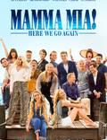 """Постер из фильма """"Мамма Миа! 2 """" - 1"""