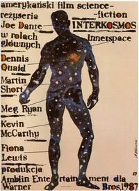 Постер Внутреннее пространство