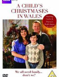 Детские рождественские праздники в Уэльсе