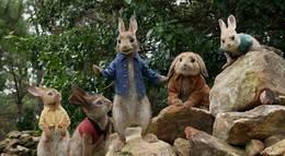 "Кадр из фильма ""Кролик Питер"" - 2"