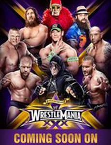 WWE РестлМания 30