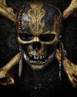 """Постер из фильма """"Пираты Карибского моря: Мертвецы не рассказывают сказки (Пираты Карибского моря: Месть Салазара)"""" - 2"""