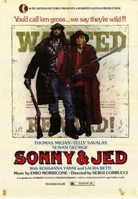 Постер Сонни и Джед