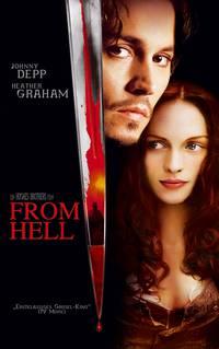 Постер Из ада