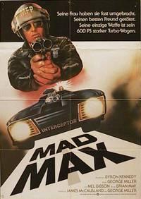Постер Безумный Макс