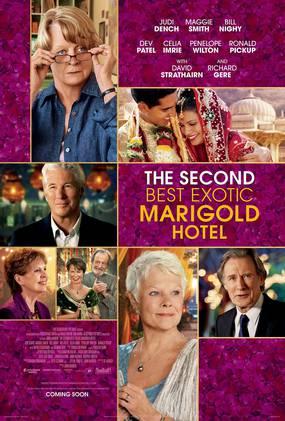 Отель «Мэриголд». Заселение продолжается