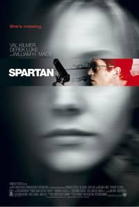 Постер Спартанец