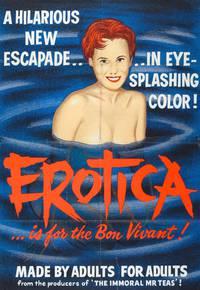 Постер Эротика