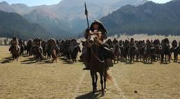 "Кадр из фильма ""Монгол"" - 2"