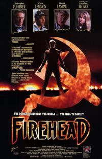 Постер Огненная голова
