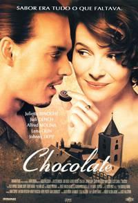 Постер Шоколад