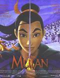 """Постер из фильма """"Мулан"""" - 1"""