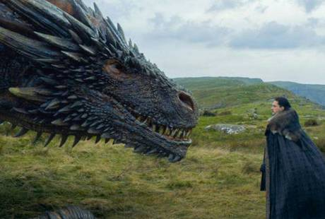 Вышел первый тизер 8 сезона «Игры престолов»