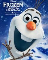 """Постер из фильма """"Холодное сердце 3D"""" - 8"""