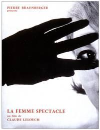 Постер Женщина-спектакль