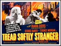Постер Tread Softly Stranger