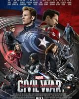 """Постер из фильма """"Первый мститель: Противостояние"""" - 3"""