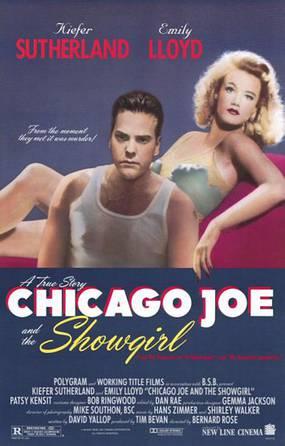 Чикаго Джо и стриптизерша