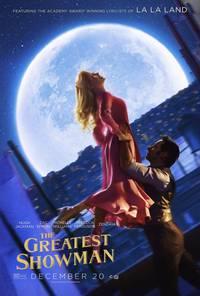 Постер Величайший шоумен