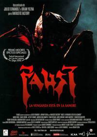 Постер Фауст: Любовь проклятого