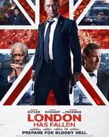"""Постер из фильма """"Падение Лондона"""" - 9"""