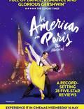 """Постер из фильма """"Американец в Париже"""" - 1"""