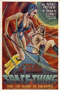 Постер Космическая штучка
