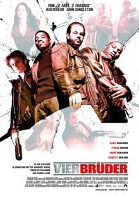 Постер Кровь за кровь