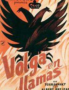 Волга в пламени