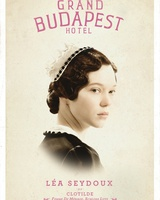 """Постер из фильма """"Отель «Гранд Будапешт»"""" - 9"""