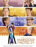 """Постер из фильма """"Отель «Мэриголд». Заселение продолжается"""" - 1"""