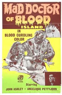 Постер Безумный доктор с Кровавого острова