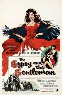 Постер Цыганка и джентльмен