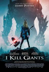 Постер Я убиваю великанов