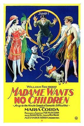 Мадам не хочет детей