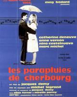 """Постер из фильма """"Шербургские зонтики"""" - 5"""