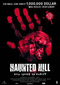 Постер Дом ночных призраков