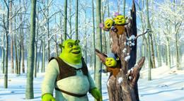 """Кадр из фильма """"Шрек мороз, зеленый нос"""" - 2"""