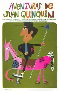 Постер Приключения Хуана Кин Кина