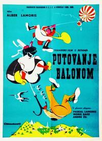Постер Полет на шаре