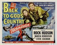 Постер Возвращение в страну Бога