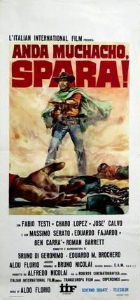 Постер Стреляй сразу, мальчик!