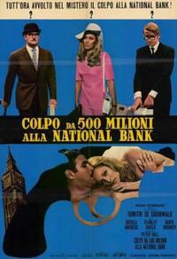 Постер Идеальная пятница для преступления