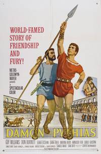 Постер Дамон и Пифий