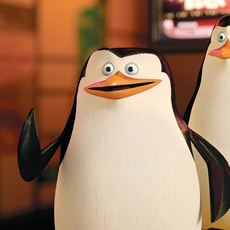 "Кадр из фильма ""Пингвины Мадагаскара"" - 8"