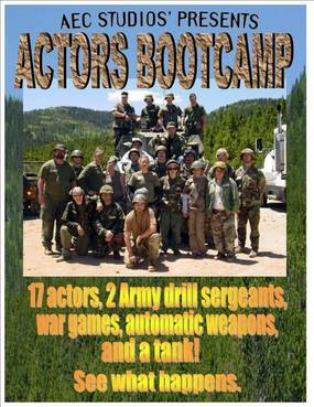 Actors Boot Camp (видео)