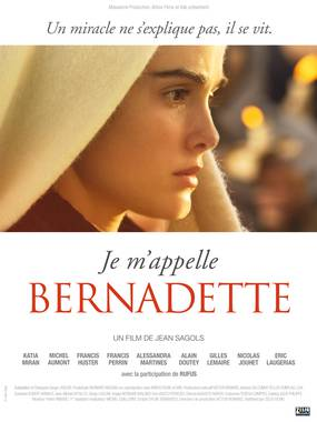 Меня зовут Бернадетт
