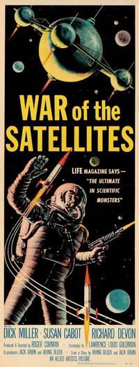 Постер Война спутников