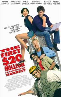 Постер Как заработать 20 миллионов баксов