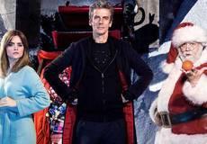 Вышло промо рождественского спецвыпуска «Доктор Кто»